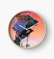Phantasmagoria Clock