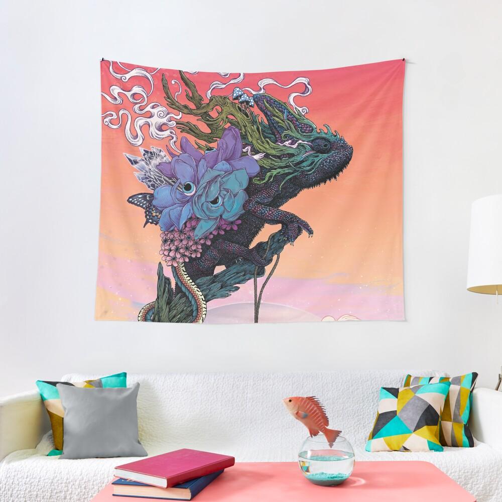 Phantasmagoria Tapestry