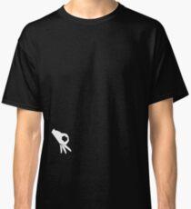 Finger Circle Spiel T-Shirt Loch verlockend Classic T-Shirt