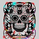 SKULL CULT MULTICOLOR CRASSCO by fuxart