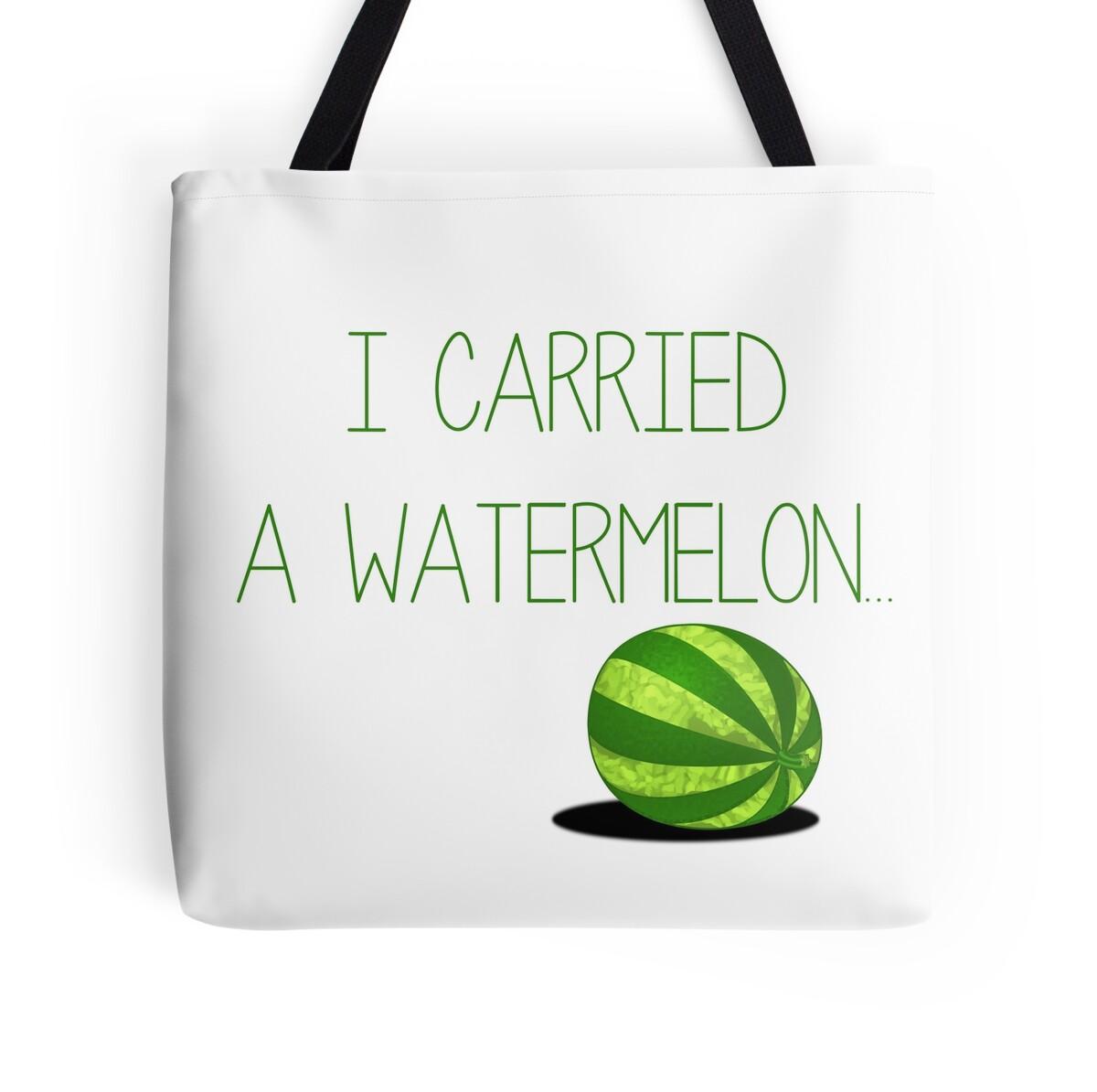 Ich trug eine Wassermelone - Dirty Dancing\