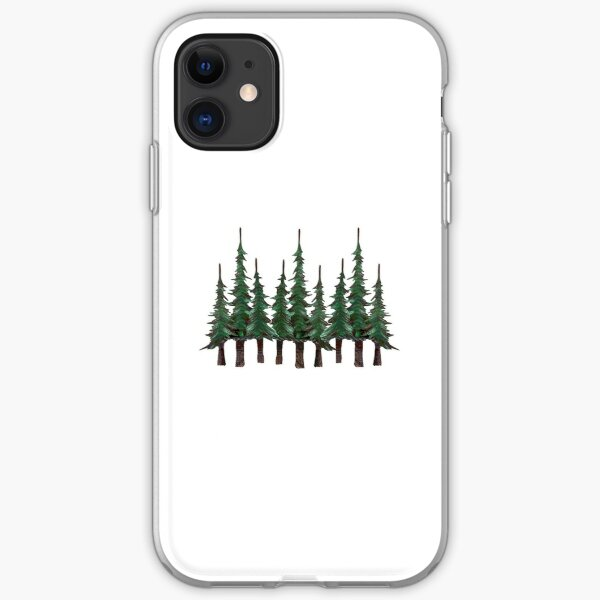 The Evergreens iPhone Soft Case