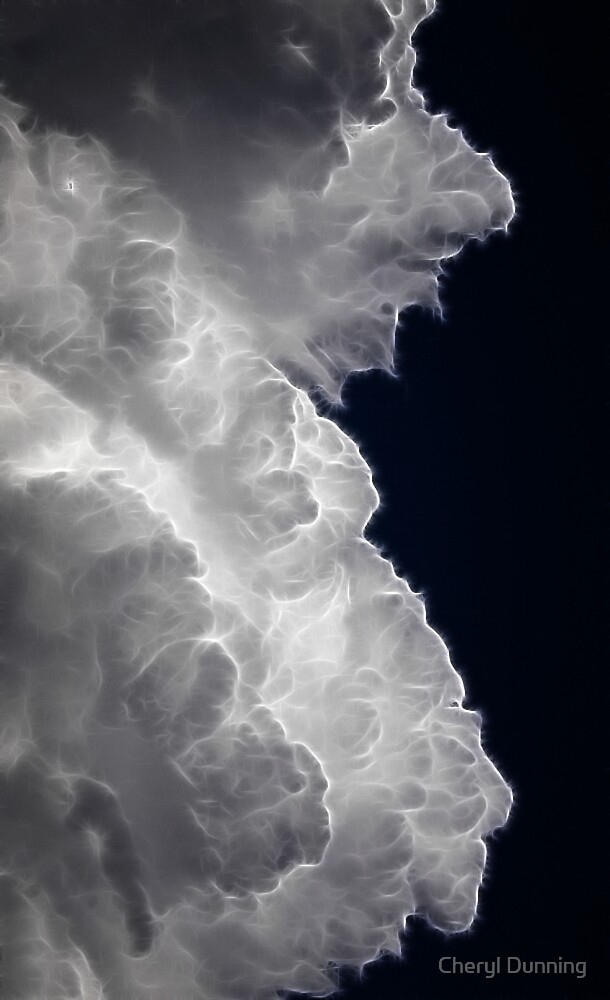 clouds by Cheryl Dunning