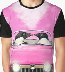 Penguin Love Graphic T-Shirt