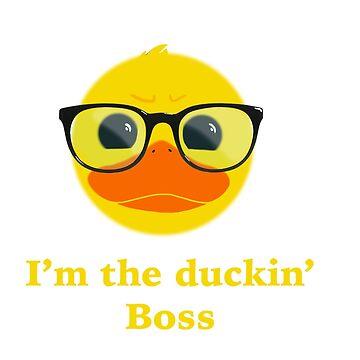 Soy el jefe de pato de itsamoose