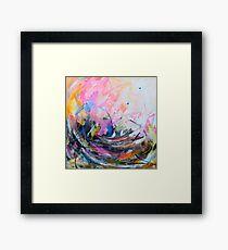 Daydream No.1 Framed Print