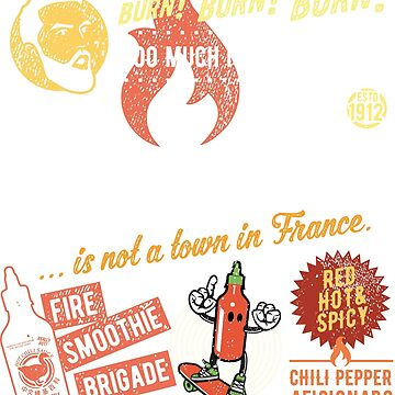 Scoville is not a French town. by Spassprediger
