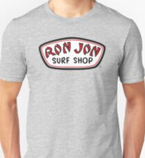 Ron Jon Surf Shop Black Red White Unisex T-Shirt