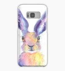 Rainbow Hare Samsung Galaxy Case/Skin