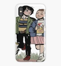 The story mike  &  eleven iPhone Case