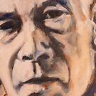 Henry Miller Porträt von Christel  Roelandt