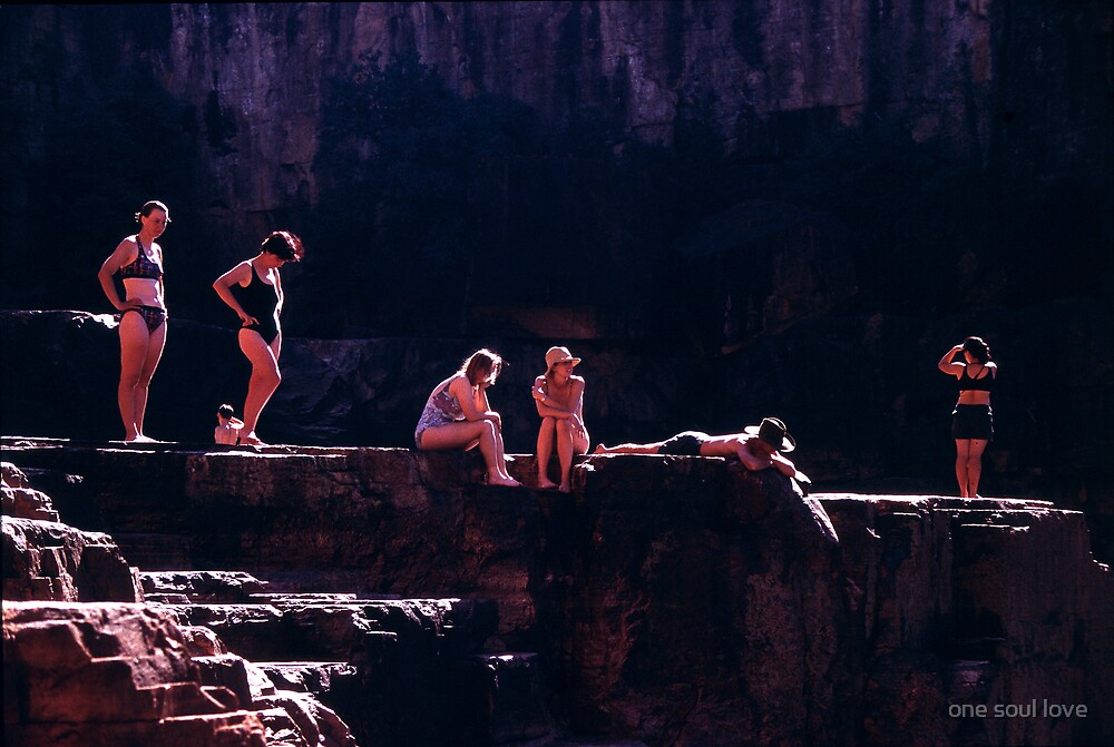 Ladies Of the Canyon by chrisdade