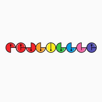 redbuble logo by AgusSetyoHadi