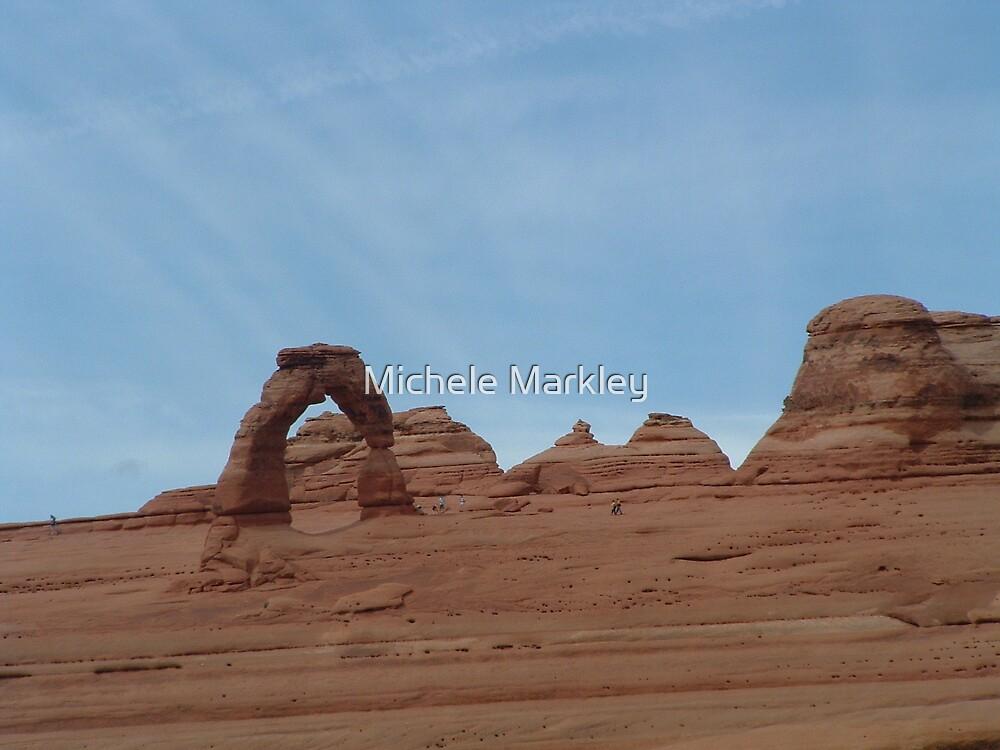 Delicate Arch by Michele Markley