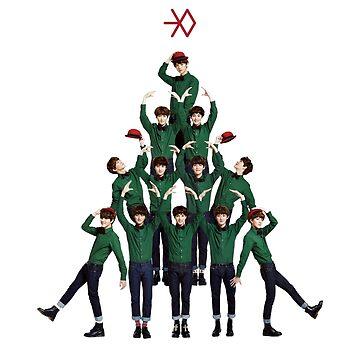 EXO 'Miracles in December' by yikesitsyeya