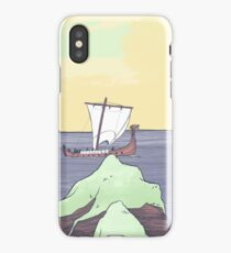 Off The Dock iPhone Case