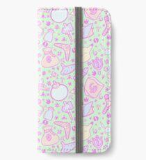Zelda Doodlez (Green Pastel ver.) iPhone Wallet/Case/Skin