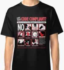 Kermode and Mayo Code of Conduct Classic T-Shirt