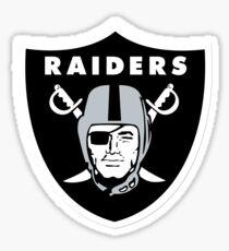 Oakland Raiders Sticker