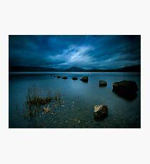 Loch Lomond Twilight Photographic Print