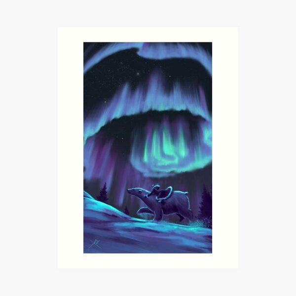His Dark Materials - Fan Art Art Print