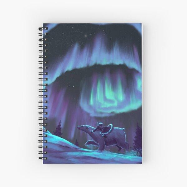 His Dark Materials - Fan Art Spiral Notebook