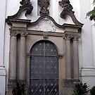 Doorway in Prague by chijude
