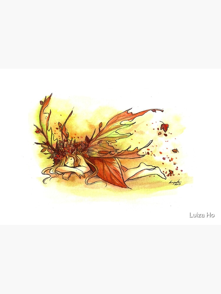The Fall Fairy by teapotsandhats