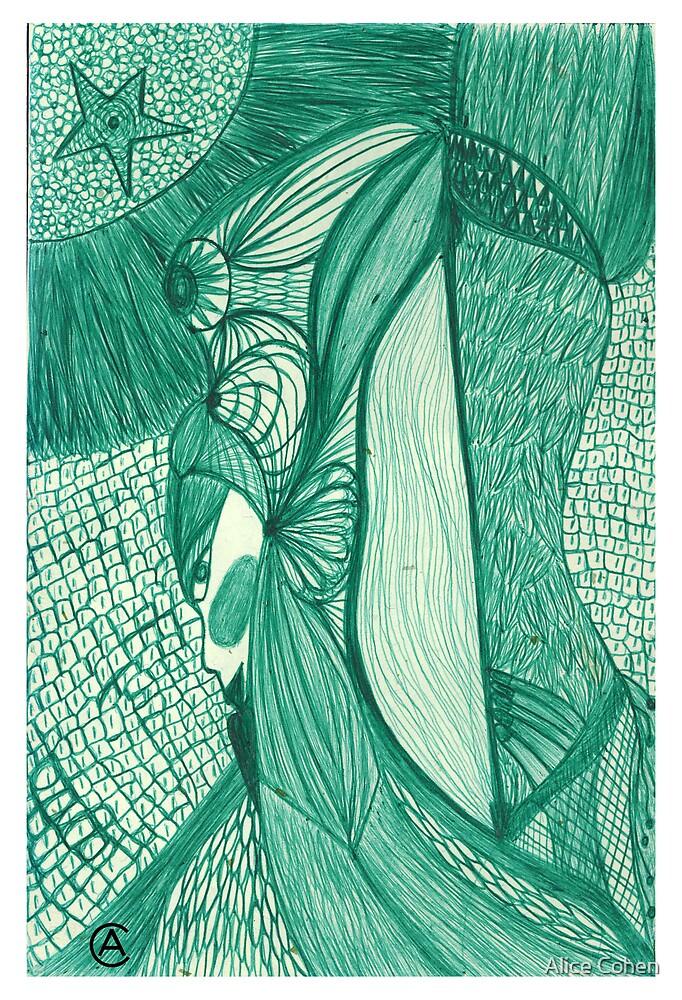 Archeress by Alice Cohen