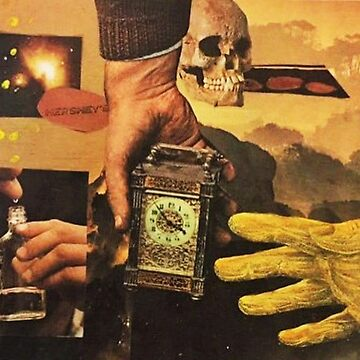 Hands of the Gods - Collage by andromedakid