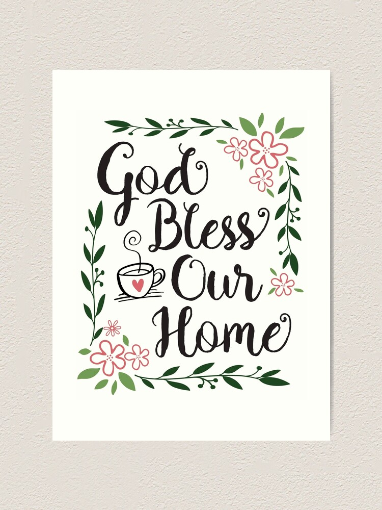 Get God Bless Our Home Image