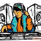 DJ Tonantzin by cuevasmedia