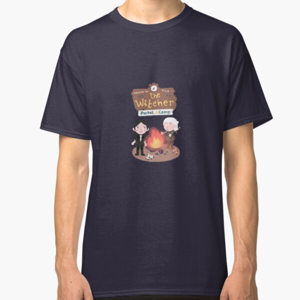The Witcher: Pocket Camp Classic T-Shirt
