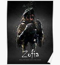 Zofia Poster