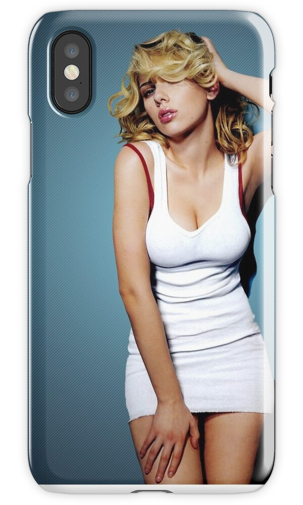 quotscarlett johanssonquot iphone cases amp skins by aerogizz