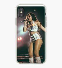Vinilo o funda para iPhone Lauren Jauregui en vivo