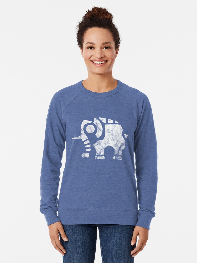 Zelda Botw Breath Of The Wild Divine Beast Vah Ruta T Shirt Lightweight Sweatshirt