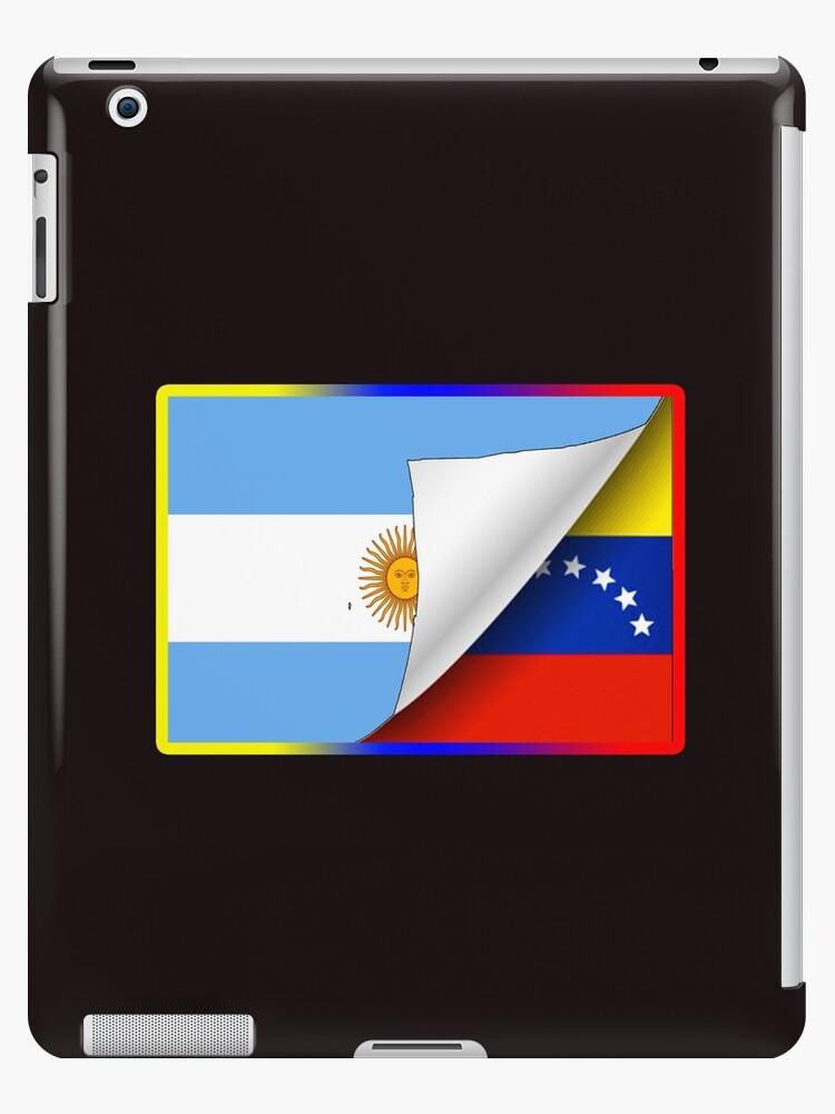 e87d54cd027f5 Vinilos y fundas para iPad «franelas con logo de bandera de ...