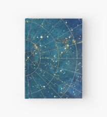 Star Map :: City Lights Hardcover Journal