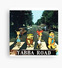 Yabba Road Canvas Print