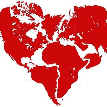 World Love by Jahjah