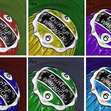Dunlop Warwick Art by greve