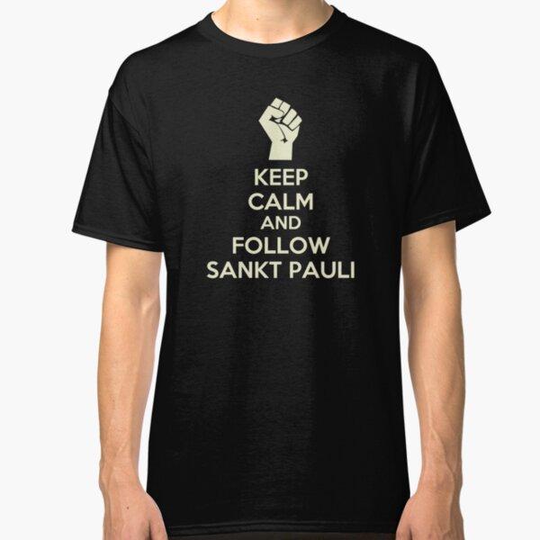 KEEP CALM SANKT PAULI Classic T-Shirt