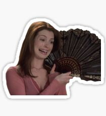 Princess Mia Thermopolis - Fan Mood Sticker