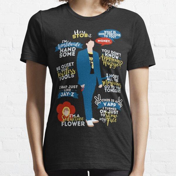 BTS Jin Quotes Essential T-Shirt