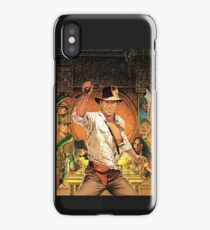 Indiana Jones: Raiders of the Lost Ark iPhone Case/Skin