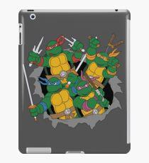 Turtle Power iPad Case/Skin