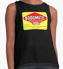 SODOMITE Clothing, Cards, Device Cases, Tote Bags & Home Decor Contrast Tank