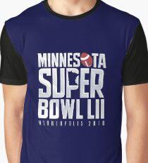 Super Bowl LII Graphic T-Shirt
