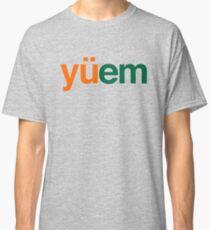 Phonetic University of Miami (UM) Classic T-Shirt